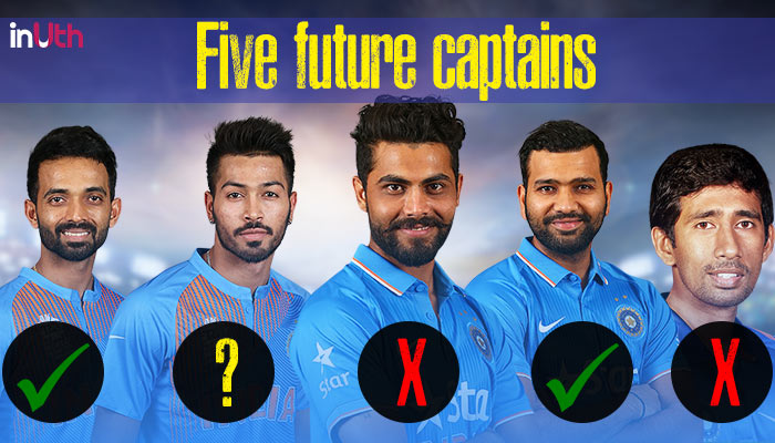 5 Indian cricketers who have potential to replace Virat Kohli as captain in toughtimes