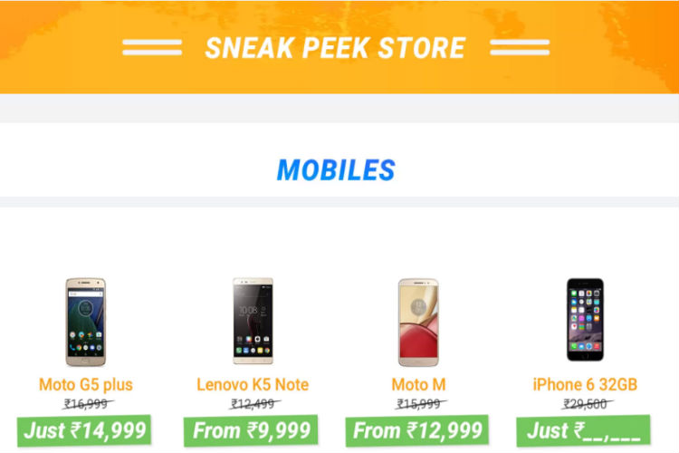 Flipkart announces 'The Big Freedom Sale' ahead of the ...