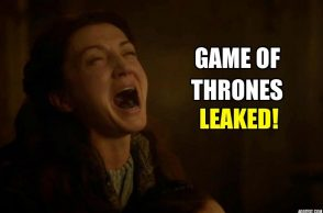 Game of Thrones, Catelyn Stark, Screaming