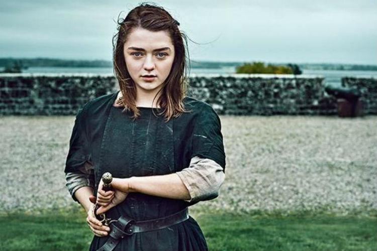 Game of Thrones, Season 7, Arya Stark