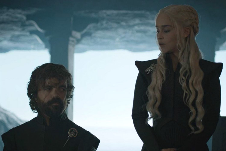 Game of Thrones, season 7, Daenerys, Tyrion