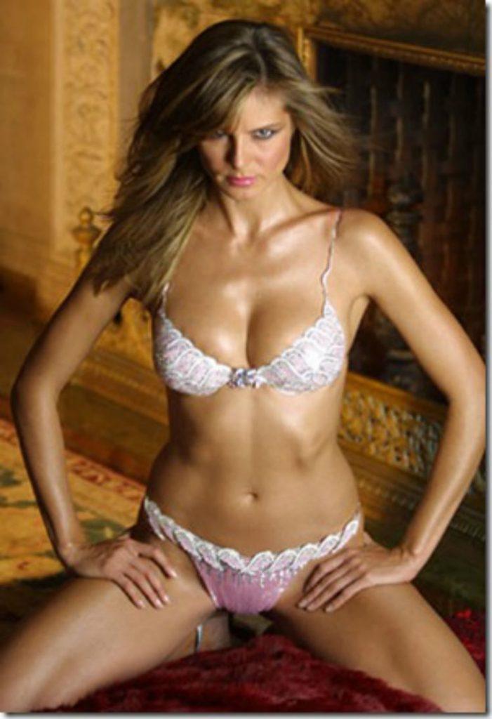 Victoria's Secret Heavenly Star Fantasy Bra