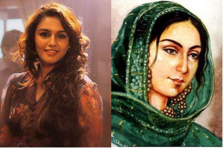 Huma Qureshi, Beghum Hazrat Mahal, Bollywood Actress, Women Freedom Fighter