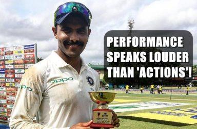 Ravindra Jadeja, ICC Test all-rounder rankings, Ravindra Jadeja ban
