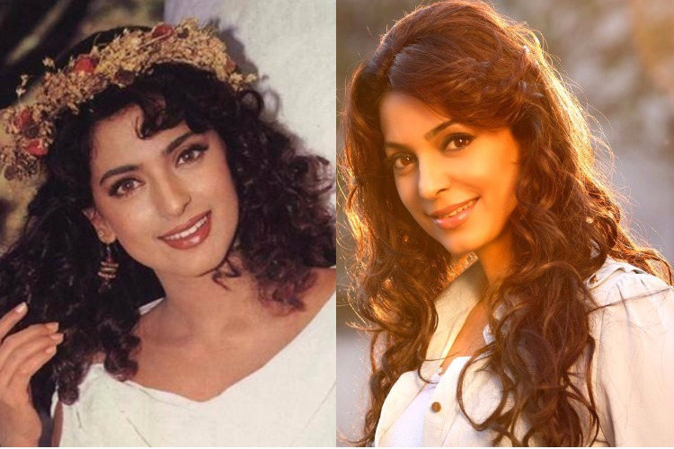 Image result for juhi chawla plastic surgery