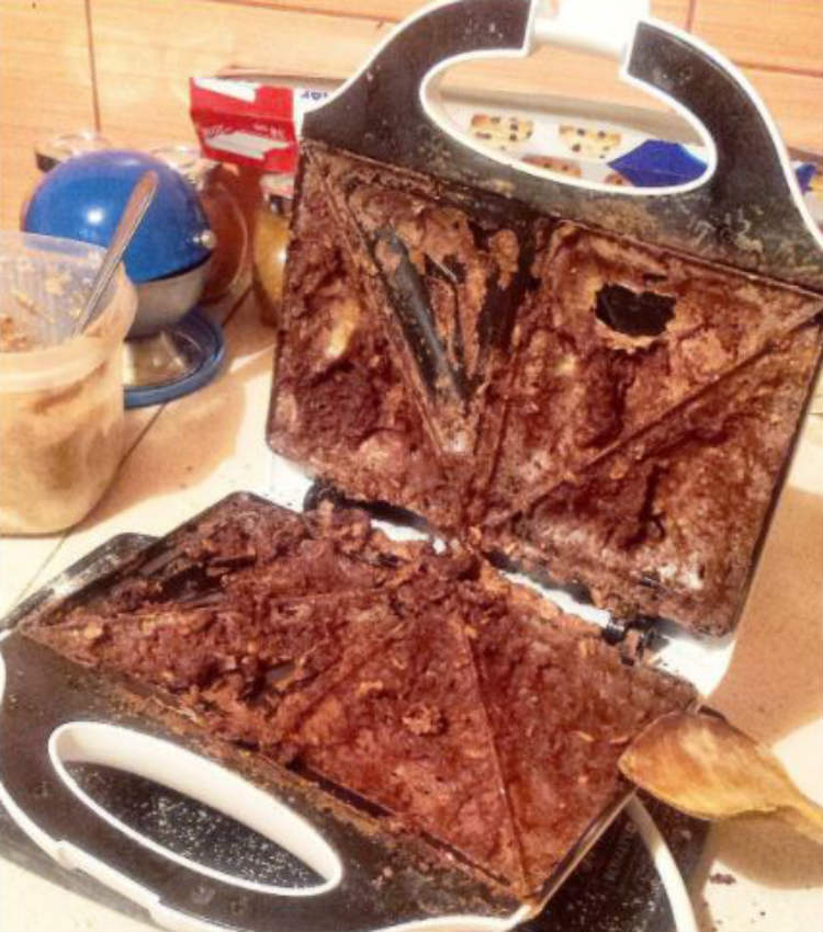 Kitchen, Cooking Fails