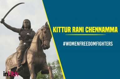 Kittur Rani Chennamma lead an armed rebellion against the British East India Company in 1824.