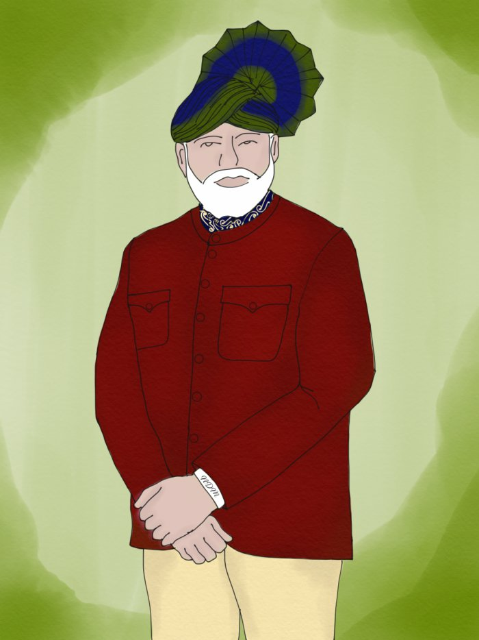 Modi at Independence Day