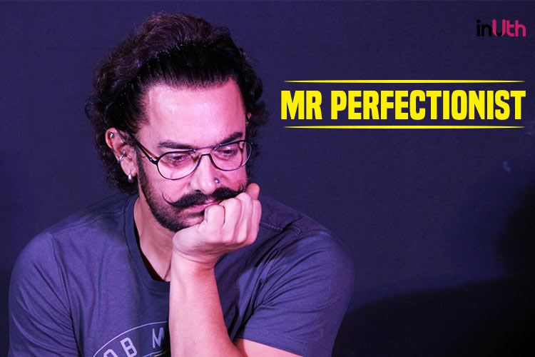 Aamir Khan talks about Mr Perfectionist Tag