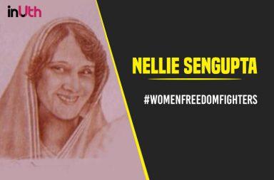Nellie Sengupta women freedom fighter