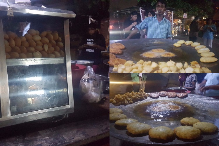 Noida Street Food