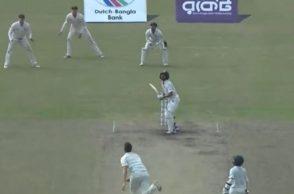 Pat Cummins, Bangladesh vs Australia