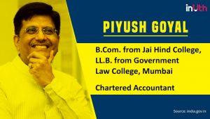 Piyush-Goyal most qualified