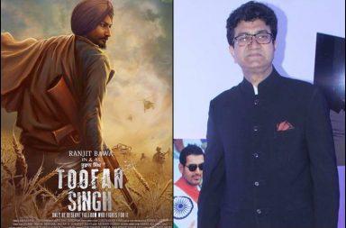 Prasoon Joshi bans Toofan Singh