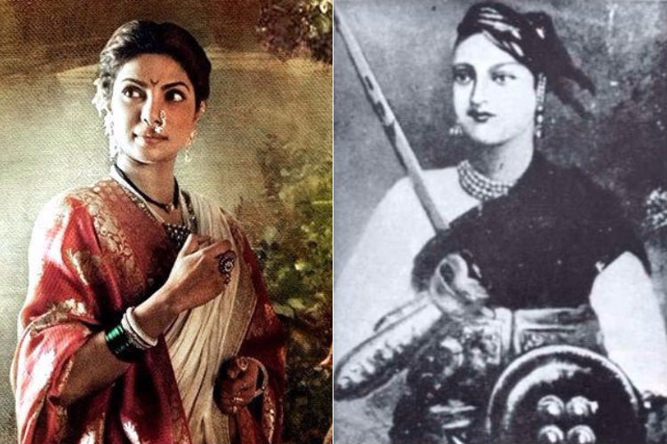 Priyanka Chopra, Rani Laxmi Bai, Bollywood Actress, Women Freedom Fighter