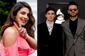 Priyanka Chopra, The Chainsmokers