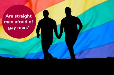 Quora, Straight men afraid of gay, homosexuality, LGBTQ