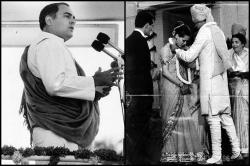 Rajiv Gandhi with his family: 11 rare photos of the late PM from the archives