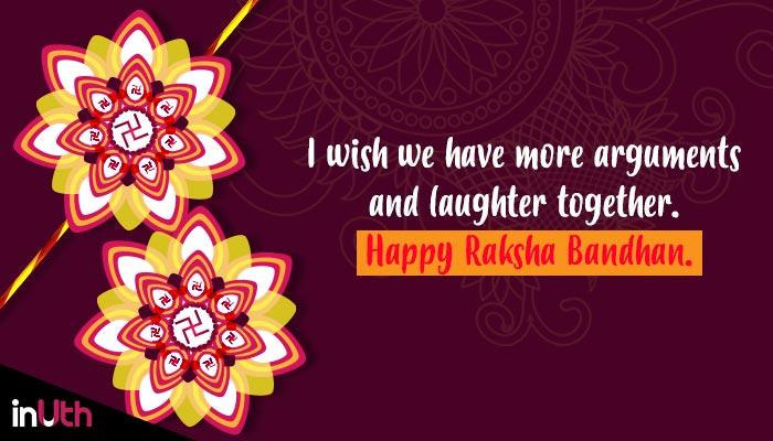 Rakhi greeting