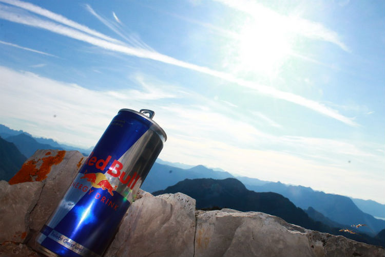 Red Bull, energy drinks