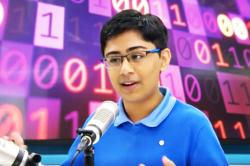 Meet the smartest Indian-origin boy on Earth. He is just 13 years old