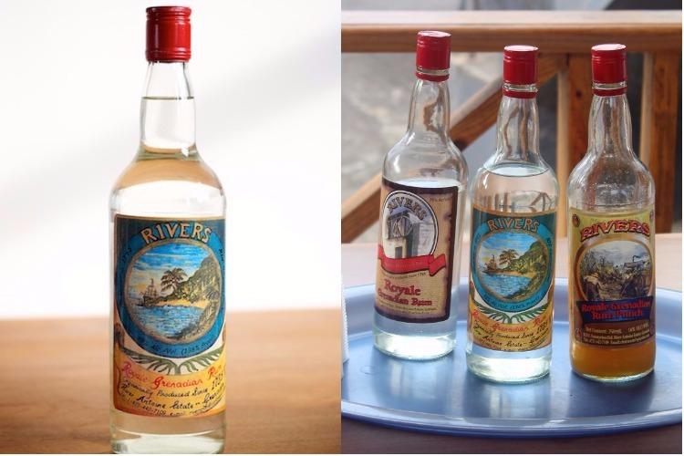 River Antoine Royale Grenadian Rum