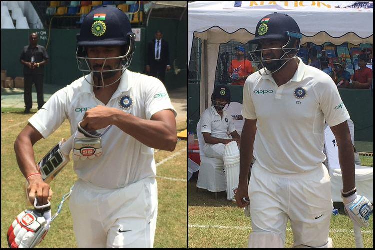 India declare first innings against Sri Lanka for 622/9 on Day 2: Jadeja, Ashwin, Saha score halfcenturies