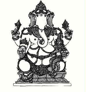 ganesha, religion