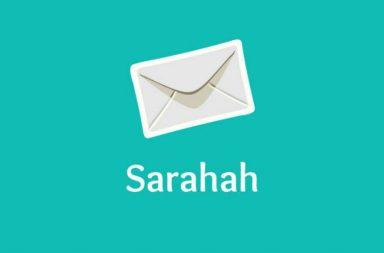 Sarahah, tech
