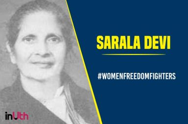 Sarala Devi: First Odia woman to join Mahatma Gandhi's non-cooperation movement