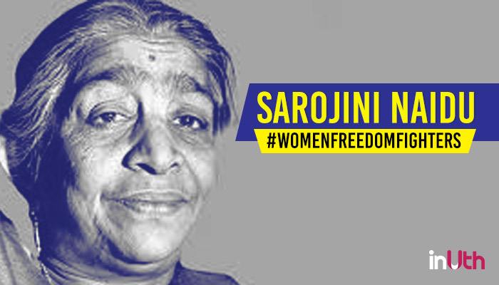 sarojini naidu s role in freedom strruggle Sarojini naidu was moved by the partition of bengal in 1905 and decided to join the indian freedom struggle she met regularly with gopal krishna gokhale, who later introduced her to the stalwarts of the indian freedom movement.