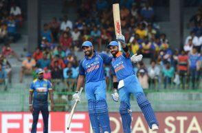 India vs Sri Lanka Highlights, IND vs SL, 4th ODI, Colombo ODI, Lasith Malinga, MS Dhoni 300th ODI, Virat Kohli, Rohit Sharma, Shardul Thakur ODI