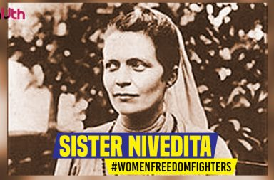 Sister-Nivedita women freedom fighters India