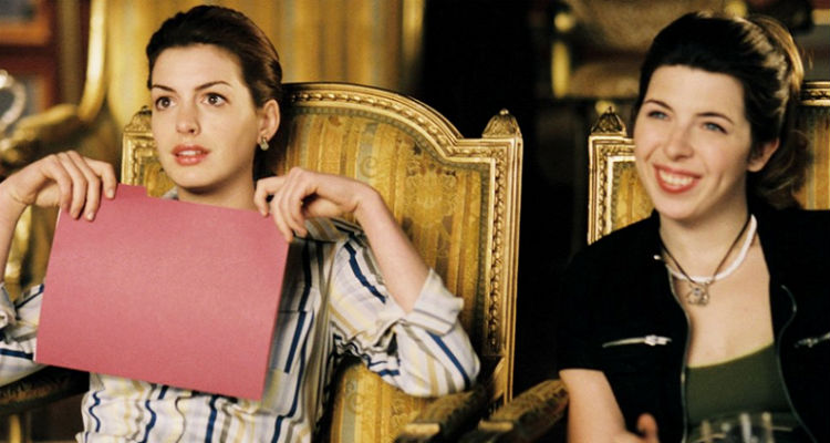 The Princess Diaries, Friendships in Movies