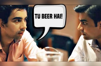 A still from TVF Pitchers, Naveen Kasturia, Jitendra Kumar, inuth.com