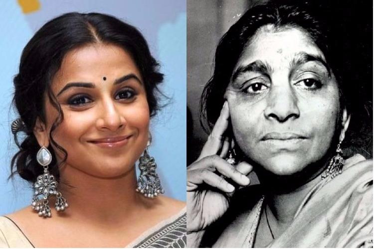 Vidya Balan, Sarojini Naidu, Bollywood Actress, Women Freedom Fighter