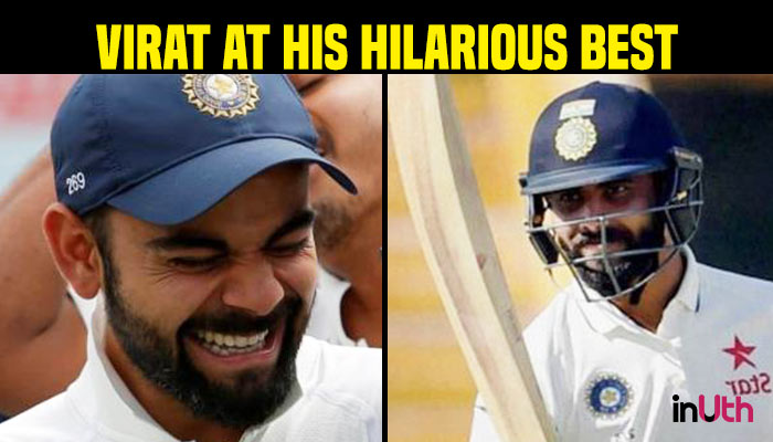 Ravindra Jadeja gets a new name from Virat Kohli after becoming World's No.1 Test all-rounder