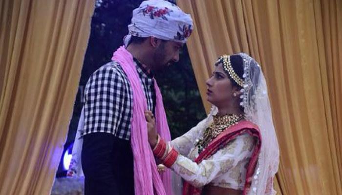 Advay Singh Raizada and Chandni Vashisth in Iss Pyaar Ko Kya Naam Doon, inuth.com
