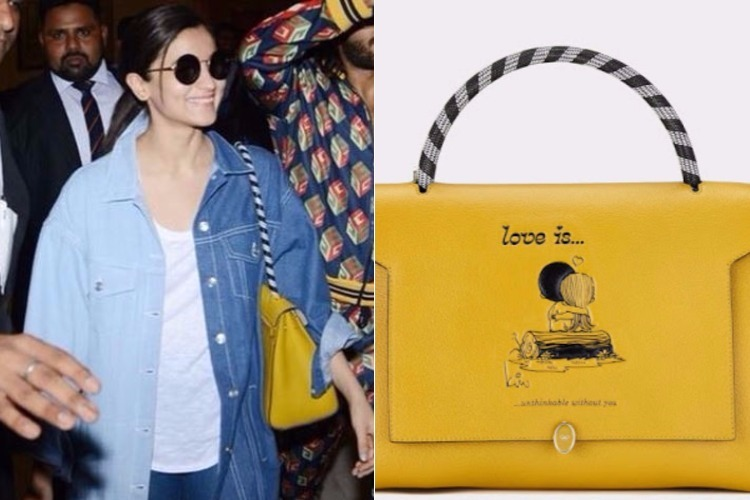 Alia Bhatt's casual bag is much costlier than your wedding lehenga