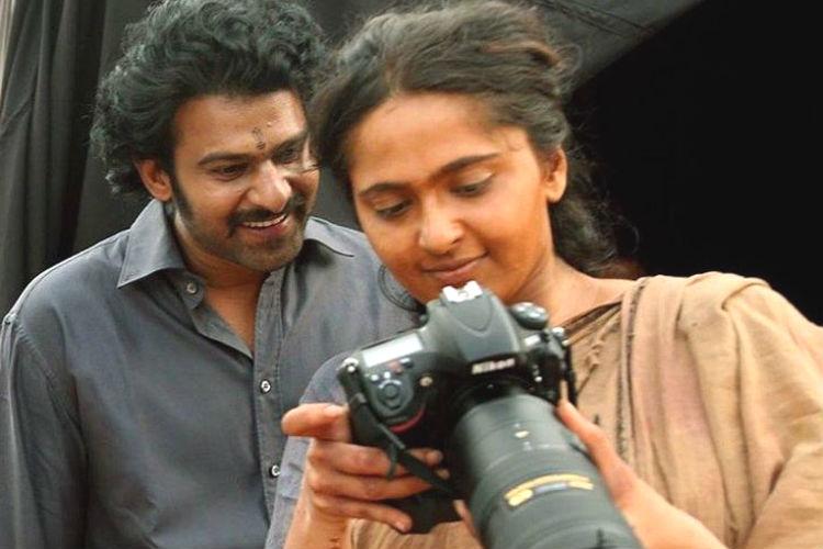 Anushka Shetty, Prabhas