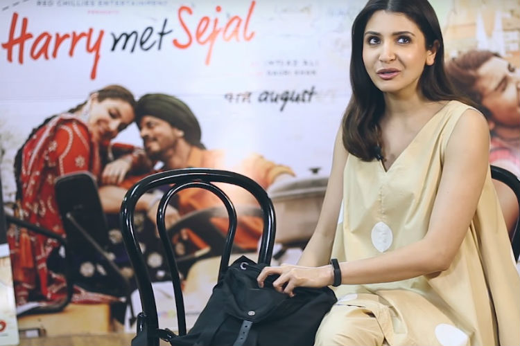 What is inside Anushka Sharma's bag: 5 weird but useful things you can't even thing about