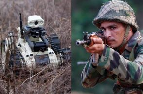 Indian army to deploy robot to fight terror
