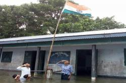 This photo of Assam school celebrating Independence Day is going viral for all the right reasons