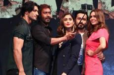 Baadshaho trailer launch pics