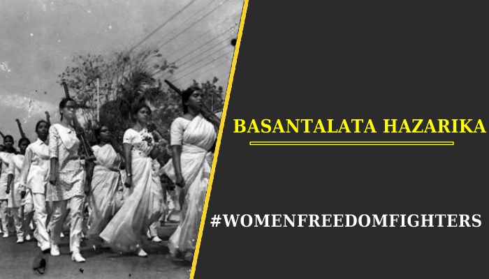 How Basantalata Hazarika became a headache for British through her women force 'Bahini'