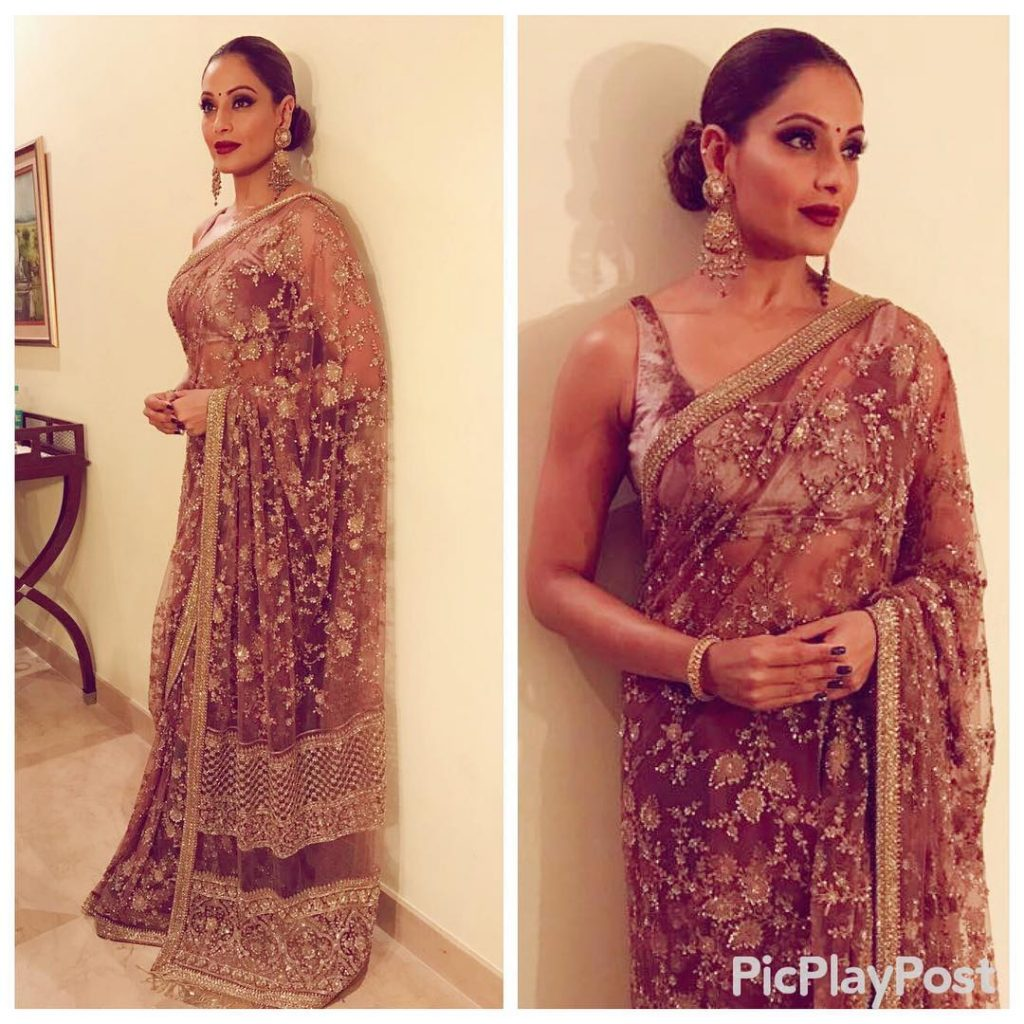 Bipasha Basu at the launch of the The Great Indian Wedding Book