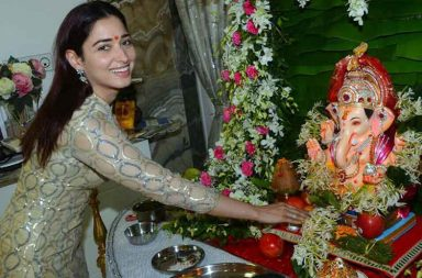 Bollywood celebs celebrate Ganesh Utsav photo