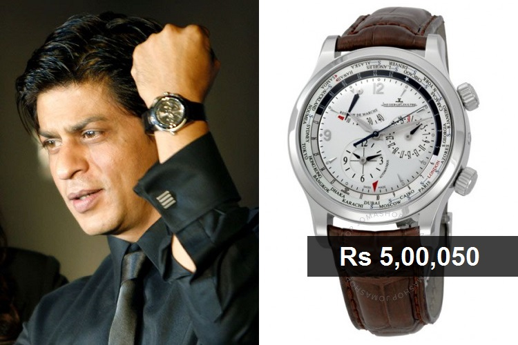 Celebrity Watches of the Most Fashionable Men | GQ India