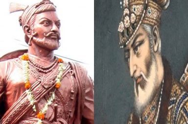 Mughal history Maharshtra