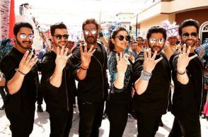 Golmaal Again first look photo